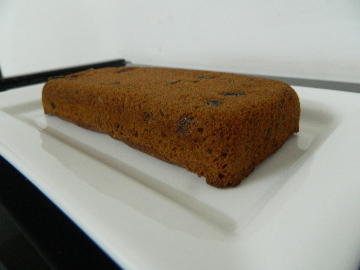 Egg Free, Alcohol Free, Whole Wheat Christmas Fruit Cake